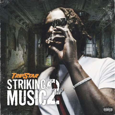 Striking Music 2 album art