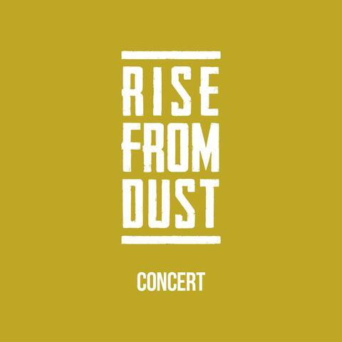 Concert album art