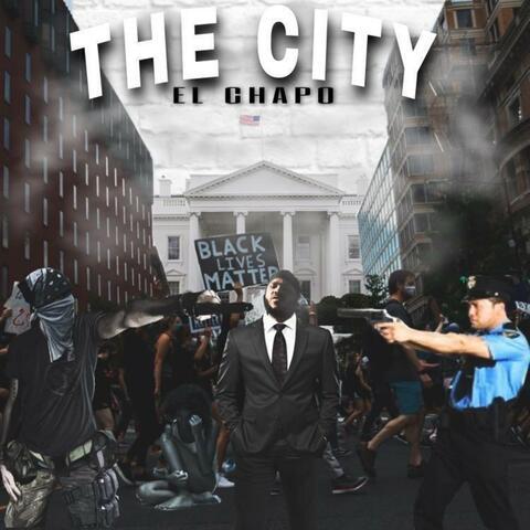 The City album art