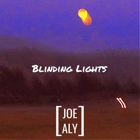 Blinding Lights album art