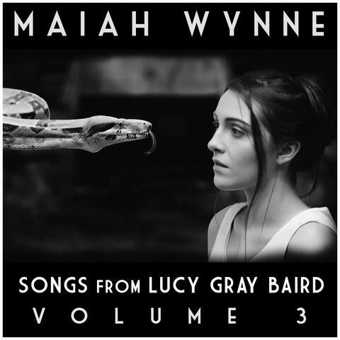 Songs from Lucy Gray Baird, Volume 3 album art