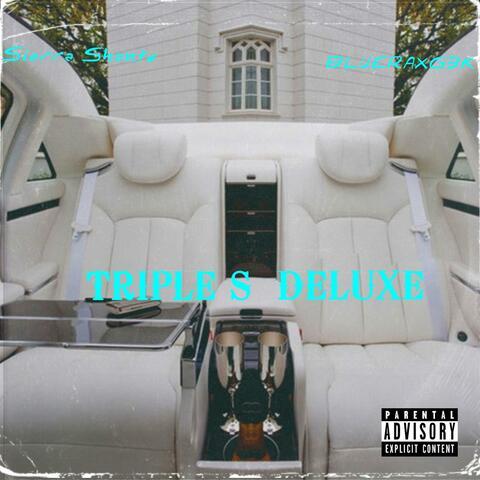 TRIPLE S DELUXE 1(SIERRASHANTE) album art