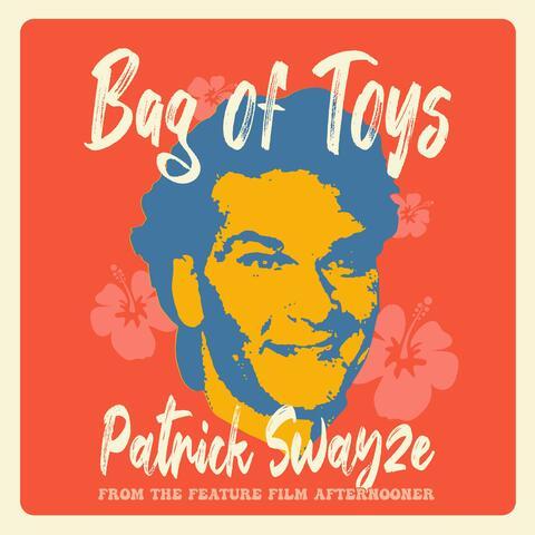 Patrick Swayze album art