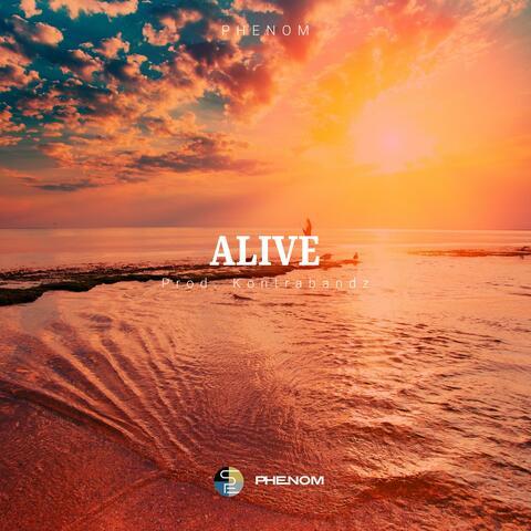 Alive album art