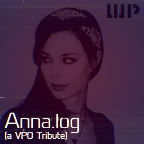 Anna.log (a VPO Tribute) album art