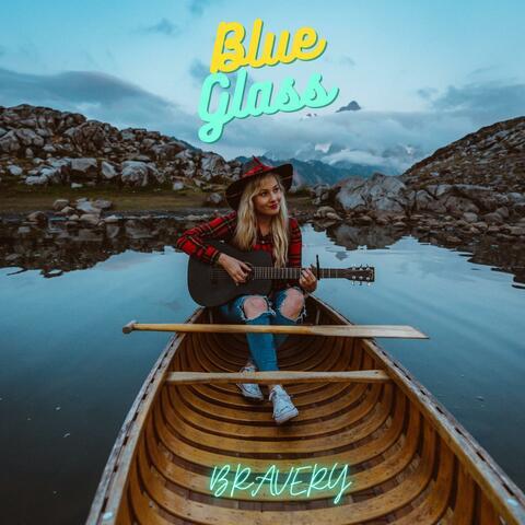 BLUE GLASS album art