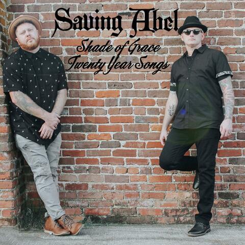 Shade of Grace 20 Year Songs album art