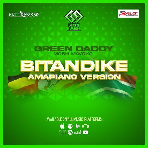 Bitandike Amapiano album art