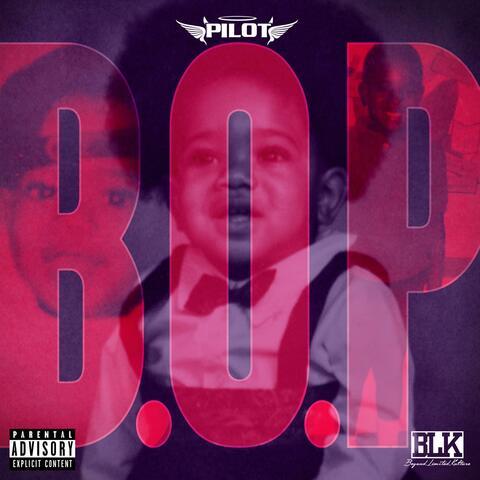 B.O.P album art