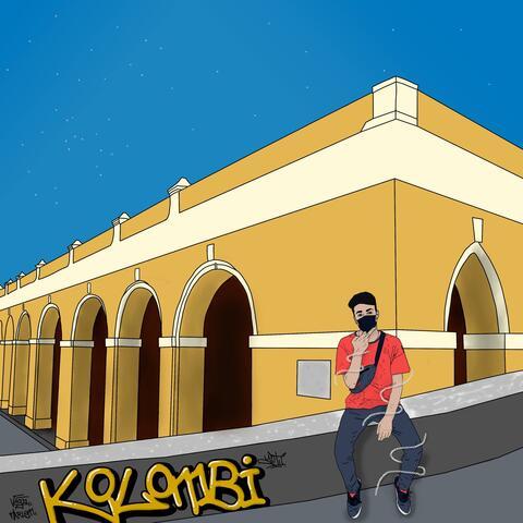 Kolombi album art