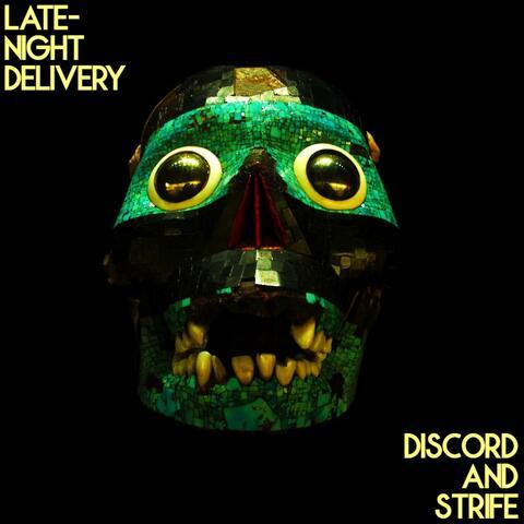Discord and Strife album art