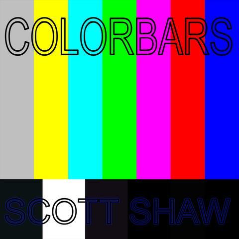 Colorbars album art