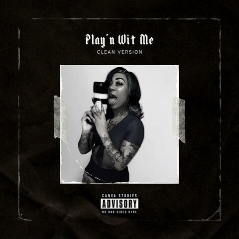 Play'N Wit Me (Instrumental Version) album art