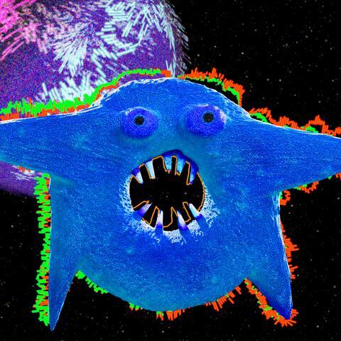 Space Donuts album art