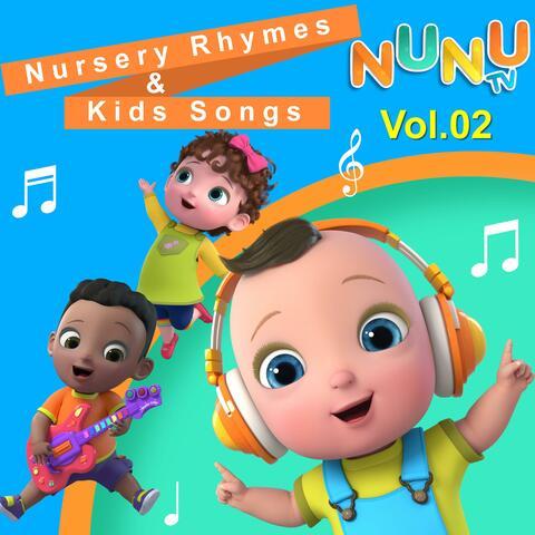 NuNu Tv Nursery Rhymes
