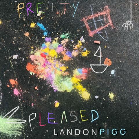 Pretty Pleased album art