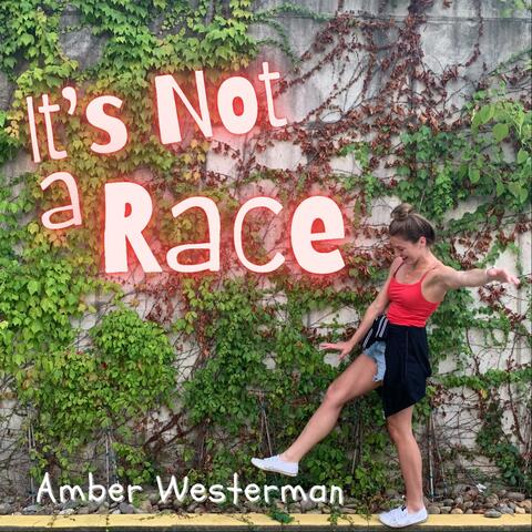 It's Not a Race album art