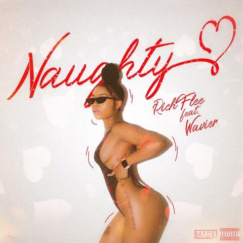 Naughty (feat. Wavier) album art