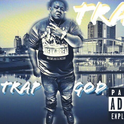 Trap God album art