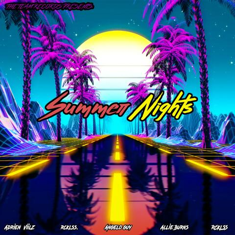 Summer Nights album art