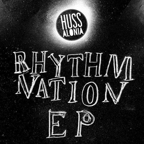 Rhythm Nation EP album art