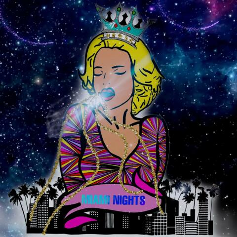 Miami Nights album art