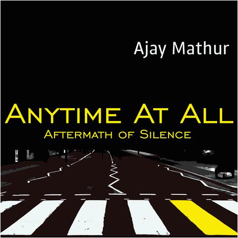 Anytime At All (Aftermath Of Silence) album art