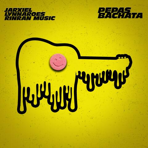 Pepas Bachata (feat. Lynnaroes & Rinran Music) album art