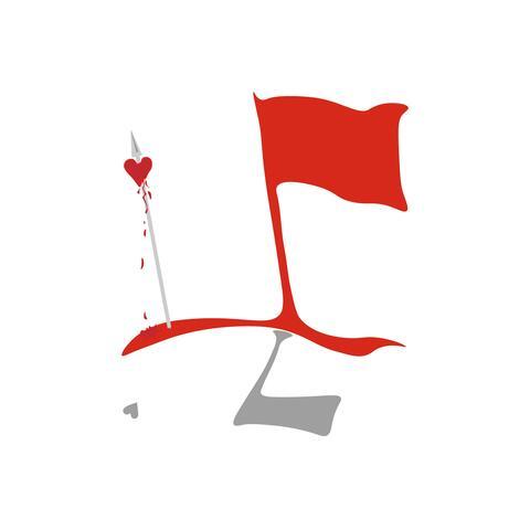 Redflags album art