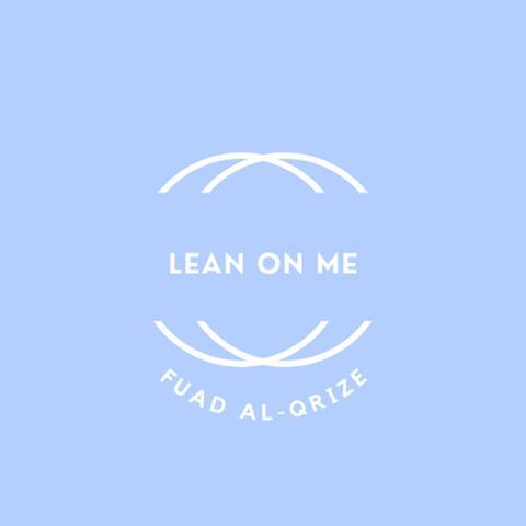 Lean on me album art