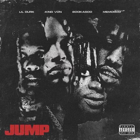 JUMP (feat. Memo600) album art