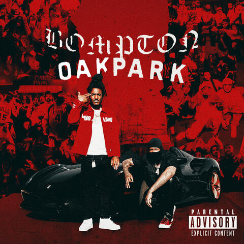 Bompton to Oak Park album art