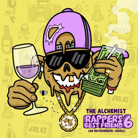 Rapper's Best Friend 6: An Instrumental Series album art