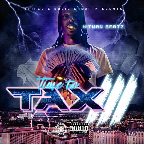 Time To Tax 3 album art