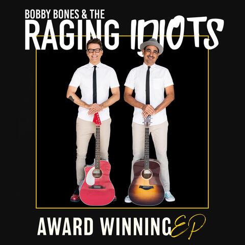 Award Winning EP album art