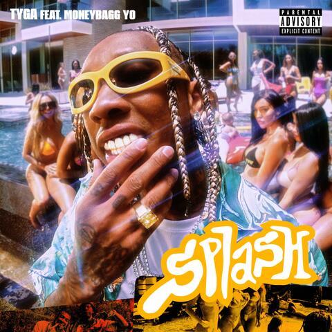 Splash (feat. Moneybagg Yo) album art