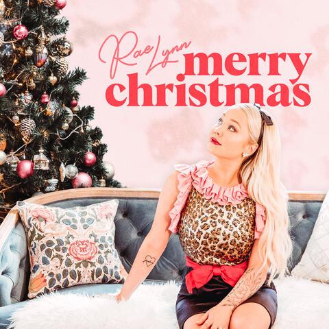 RaeLynn: Merry Christmas album art