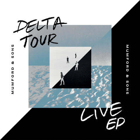Delta Tour EP album art