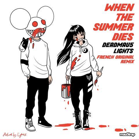 When The Summer Dies album art
