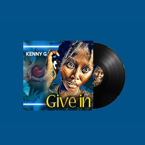 Give In album art