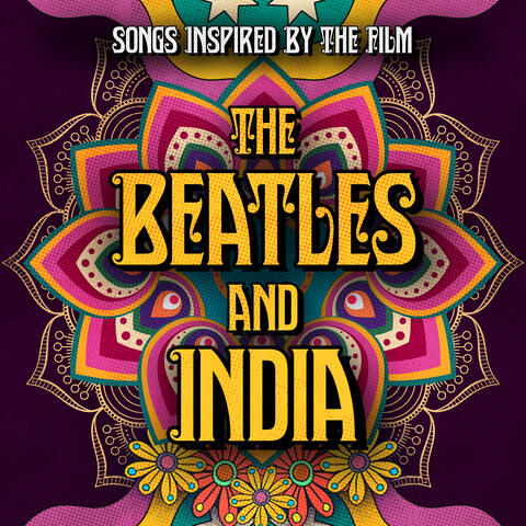 """India, India (Inspired by the film """"The Beatles And India"""") album art"""