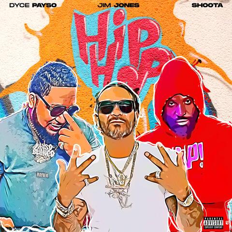 Hip Hop album art