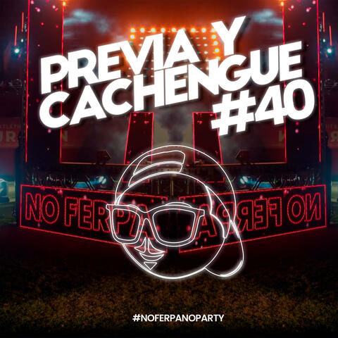 Previa y Cachengue 40 album art