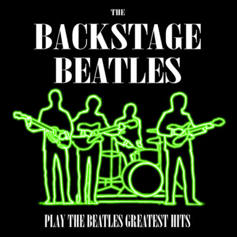 Backstage Beatles