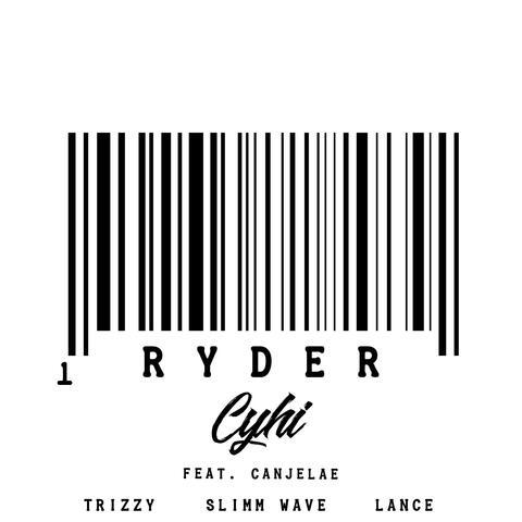 Ryder album art
