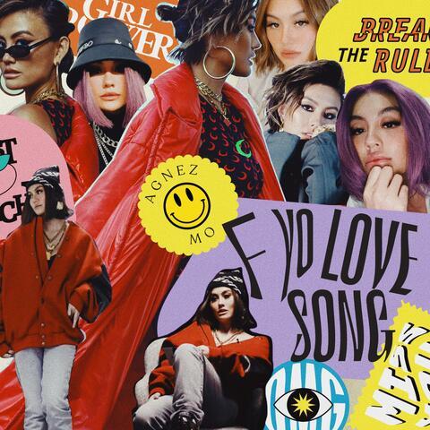 F Yo Love Song album art