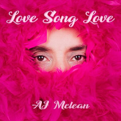Love Song Love album art
