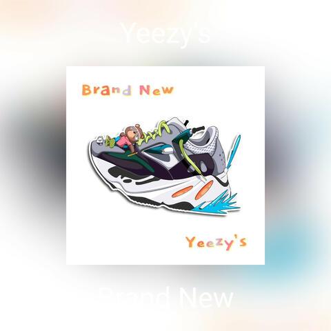 Yeezy's album art