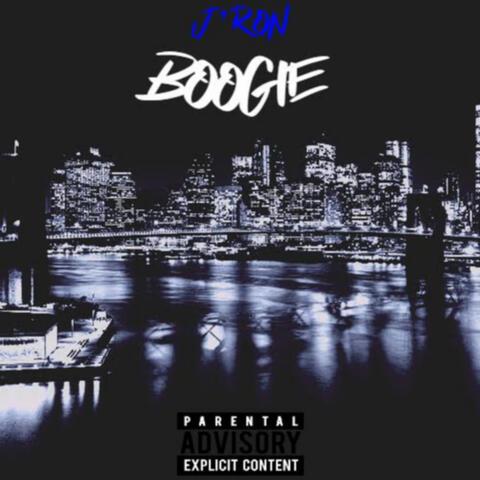 Boogie album art