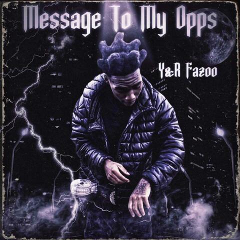 Message To My Opps album art